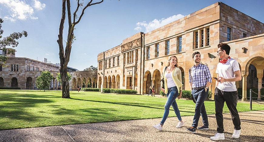 Interested in the numbers? Here's a breakdown of QUT's data.