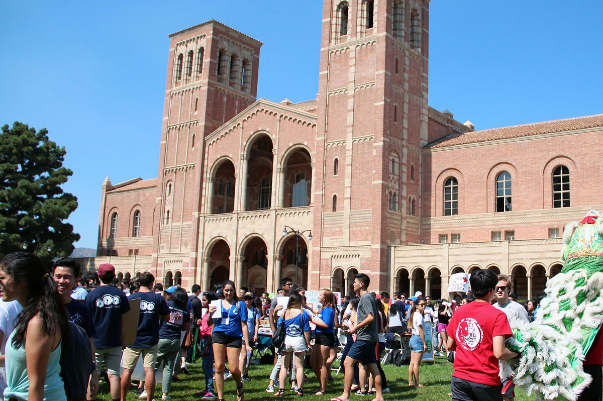 UCLA Remains the Most Applied-to UC Campus and University in the Country