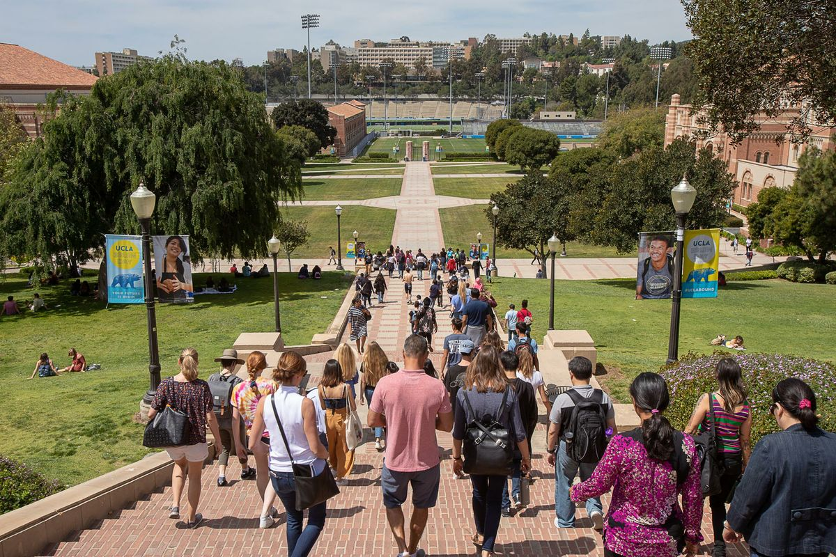UCLA is No. 1 public college in 2020 Wall Street Journal/Times Higher Education ranking
