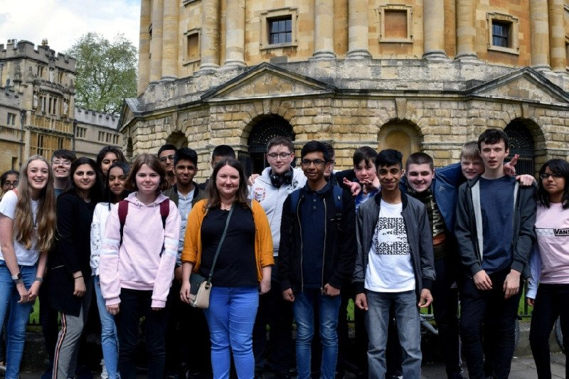 Student perspectives: Application tips from an Oxford alumnus